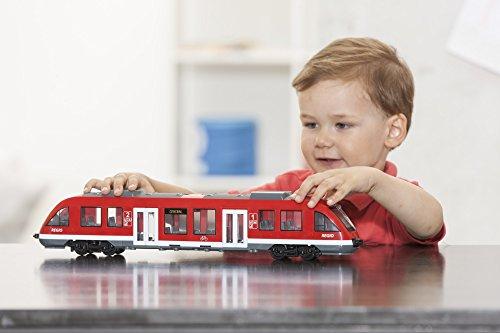 [Amazon Prime] Dickie Toys Nahverkehrszug Regio Express - 45cm lang