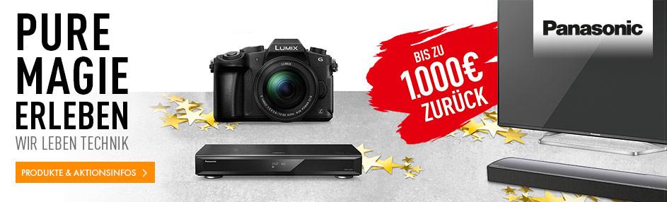 Panasonic TX-65DXW904 abzügl. 200EUR Cashback / Versand incl. eff. 1839,-