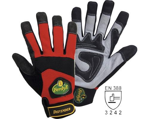 [Lokal Düren / Hornbach] Arbeitshandschuhe Gr. L Mechanics-Handschuhe Defender  ++raus damit++