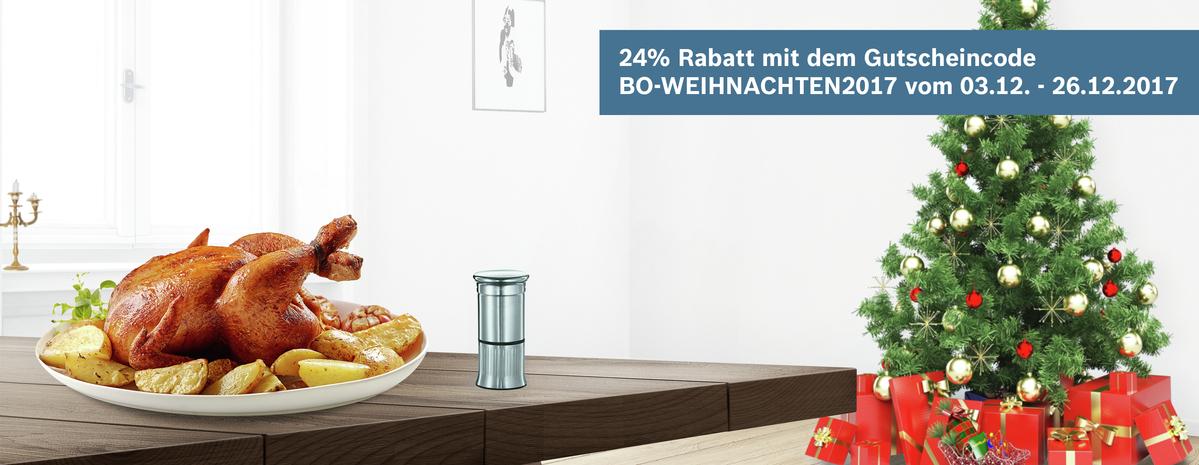 [Bosch Online Shop] 24% Rabatt mit Gutscheincode
