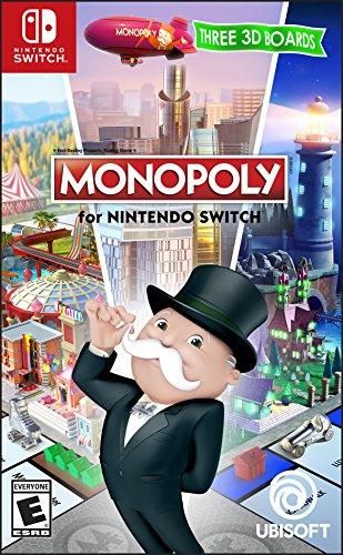 Monopoly - Nintendo Switch (23 euro inclusive versand) Amazon.com