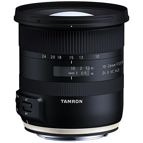 Das neue Tamron 10-24mm F/3.5-4.5 Di II VC HLD Canon/Nikon zum Bestpreis 499€