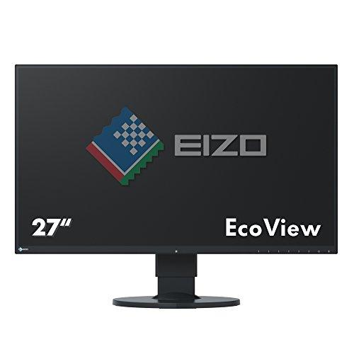 "Eizo EV2750-BK 27"" 2k 1440p WQHD Monitor für Foto und Bildbearbeitung"