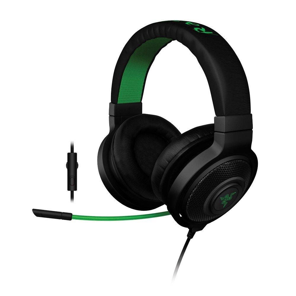 Razer Kraken Pro 2015 Gaming Headset, schwarz, Refurbished für 25€