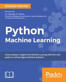 [Packt]  Python - Machine Learning [ENG]