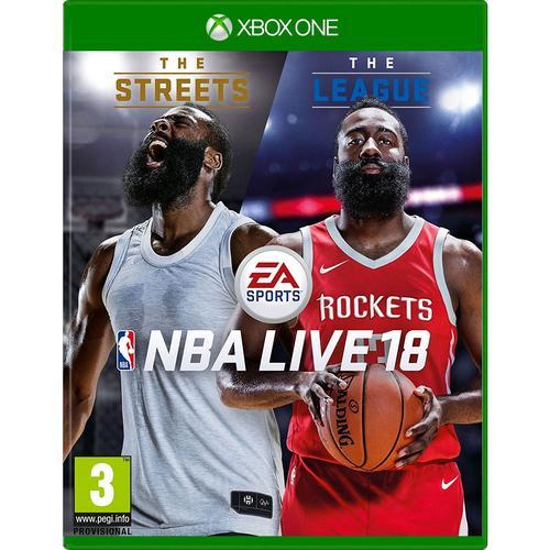 NBA Live 18 (Xbox One) für 20,54€ (MyMemory)