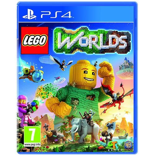 LEGO Worlds (PS4) für 15,33€ & LEGO Worlds (Xbox One) für 17,38€ (MyMemory)