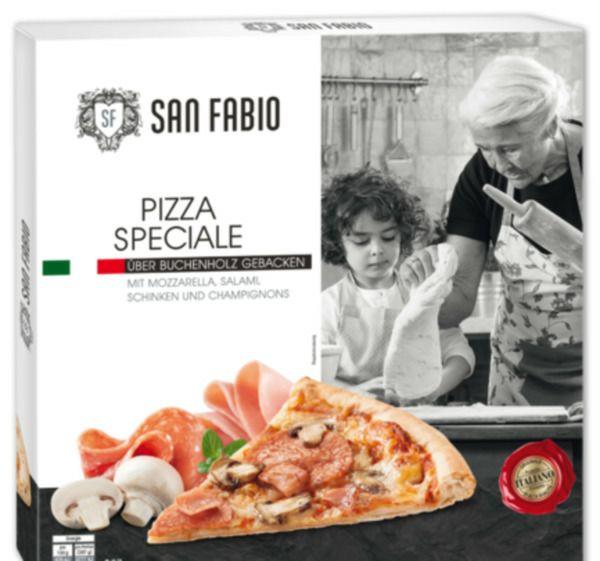 20% Rabatt auf Steinofen-Pizzen + ab Freitag 5€ Rabatt ab 40€, z.B. 42 Speciale-Pizzen für 36,83€ [~88cent/Stück][Penny]