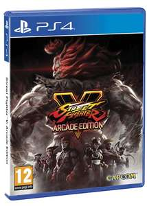 Street Fighter V Arcade Edition (PS4) für 29,60€ (Base.com)