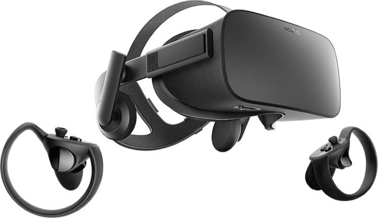 [Lokal Essen Limbecker Platz] Oculus Rift und Touch Bundle