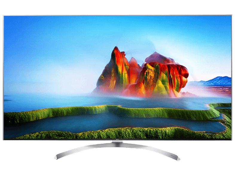 LG 65SJ8109 164 cm (65 Zoll) Fernseher (Super Ultra HD, Triple Tuner, Smart TV, Active HDR) für 1249,-€ [Mediamarkt]