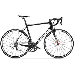 Cervélo R2 105 Rennrad - 2017 - black/red