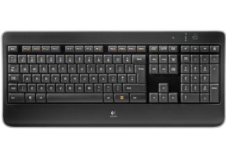 [Saturn] Tastatur Logitech Illuminated Keyboard K800,USB, mit Beleuchtung für 55,-€ Versandkostenfrei
