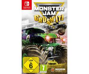 Monster Jam Crush It (Nintendo Switch)