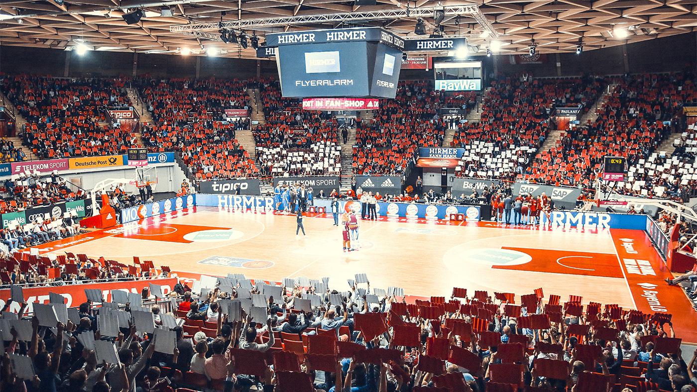Kostenlose Tickets FC Bayern Basketball EuroCup