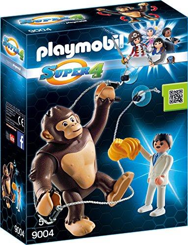[Amazon Plus Produkt und Galeria Kaufhof] PLAYMOBIL 9004 - Riesenaffe Gonk