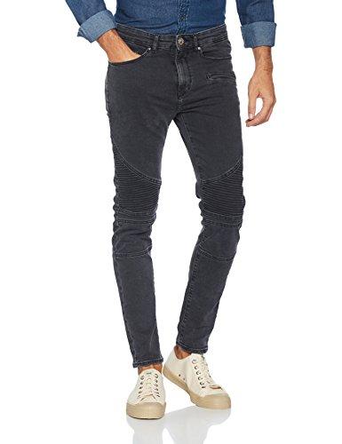 [Amazon Prime] New Look Herren Jeans Washed Skinny Biker