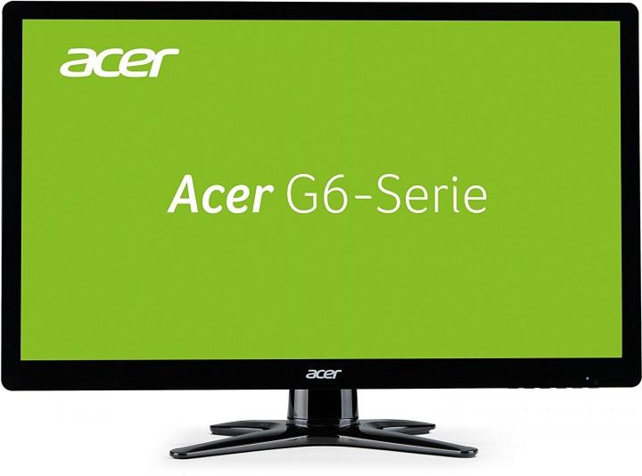 "Acer G6 G246HLBbid für 111€ - 24"" LED Monitor mit FullHD"