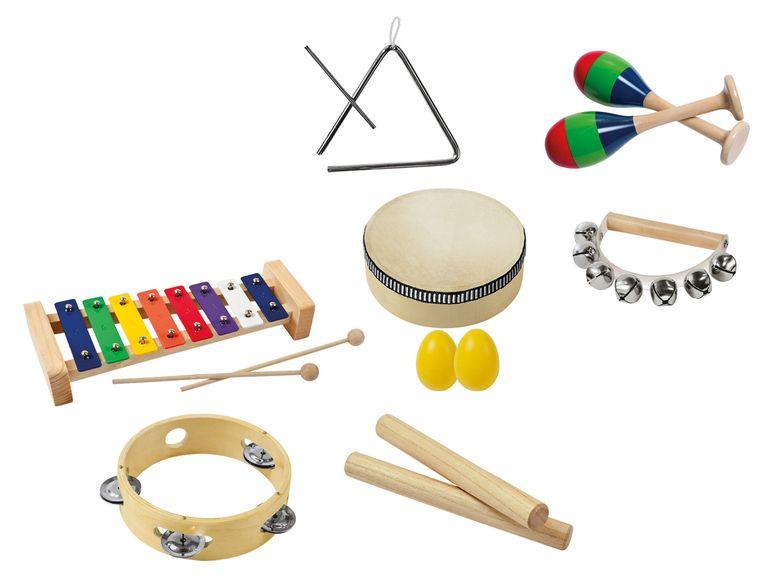 Kinder Musikinstrumentenset