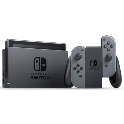 Nintendo Switch grau für 299€