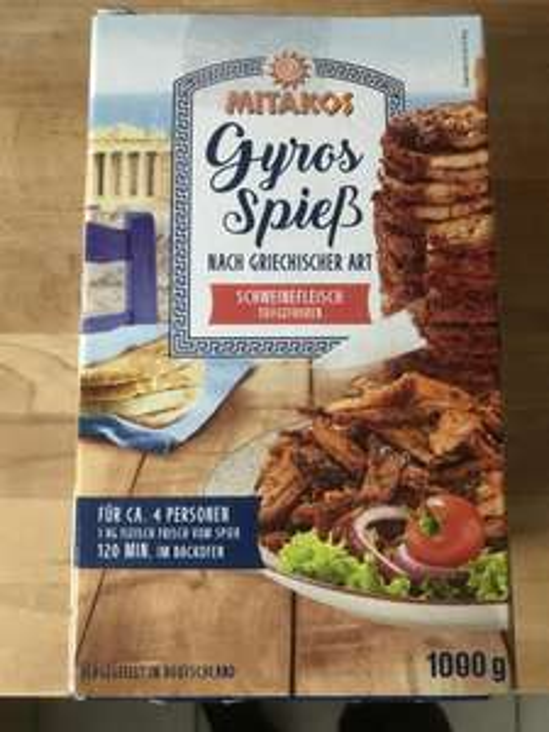(Penny Frankfurt am Main Lurgiallee) - Gyros-Spiess 1,99 statt 6,99 (71 % billiger)
