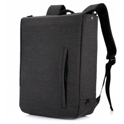 Minimalistischer Notebook Rucksack mit Couponcode [gearbest] kostenloser Versand