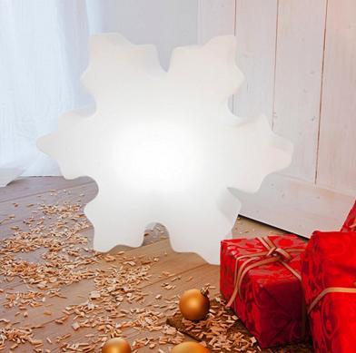Bis zu 70% Rabatt auf  8 Seasons Design Leuchten bei vente-privee, z.B. Shining Crystal für 55,90€ inkl. Versand statt 68,81€