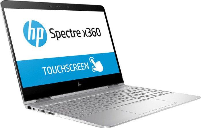 HP Spectre x360 Convertible - 1,3kg, ~9h Akku, i5-7200U, 8GB RAM, 256GB SSD, 13,3 FHD IPS-Touchscreen, bel. Tastatur