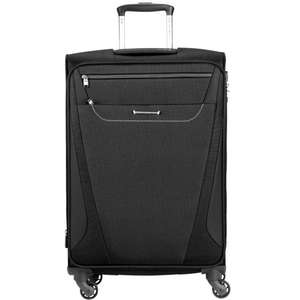 Samsonite All Direxions Spinner 4-Rollen Trolley 77 cm black