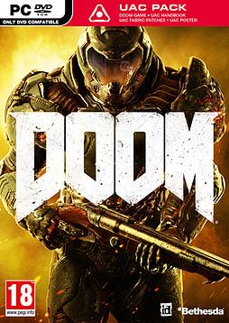 Doom + UAC Pack (PC Retail) für 8,99€ (Game UK)