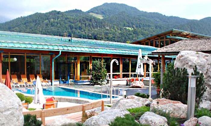 Watzmann Therme Berchtesgaden - Tageseintritt für 2 Personen Thermen- + Sauna-Landschaft