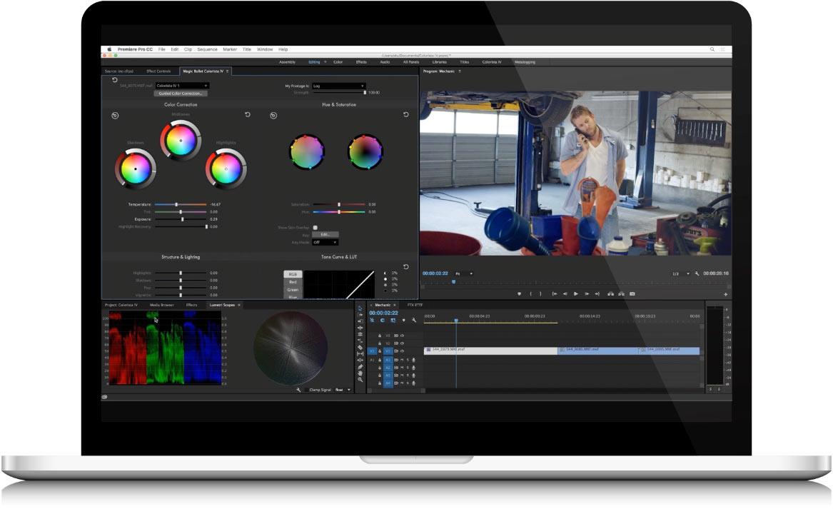 Ab heute 17 Uhr: Red Giant VFX Plugins 40% auf ALLES z.B. 1 Jahres Lizenz Universe für Studenten ca 25€ (statt 42€), alle Anderen 50€ (statt 84€)