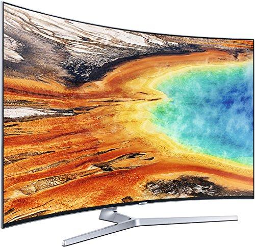 Samsung MU9009 123 cm (49 Zoll) Curved Fernseher Smart TV Amazon
