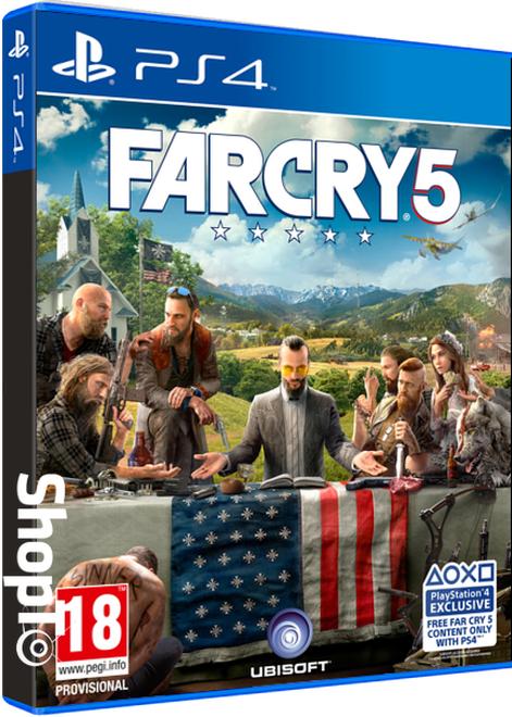 [PS4/XBOXONE] Far Cry 5 Vorbesteller[shopTo UK]