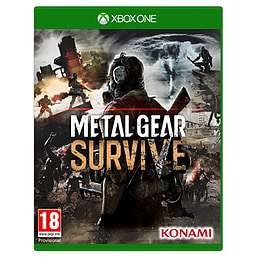 Metal Gear: Survive (Xbox One & PS4) für je 24,99€ (Base.com)