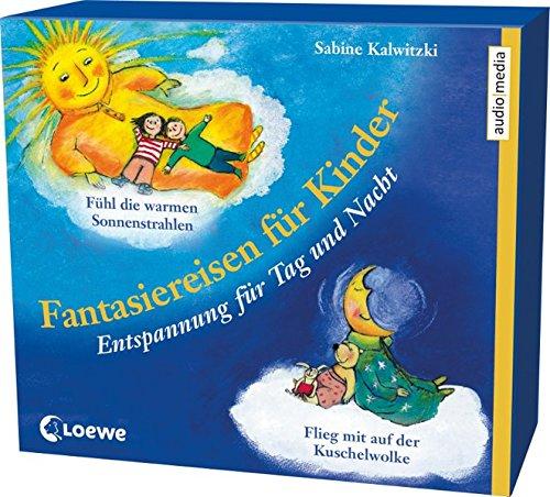 [Amazon] Fantasiereisen für Kinder, Entspannung für Tag und Nacht, 2 CDs