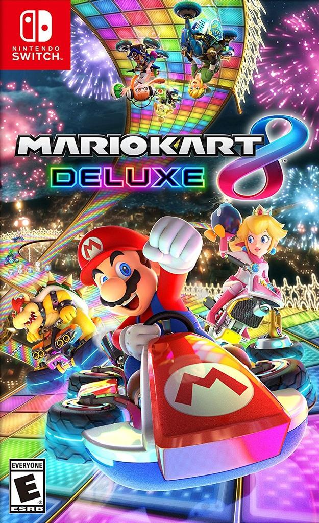 Mario Kart 8 Deluxe für die Nintendo Switch - durch An- und Verkauf