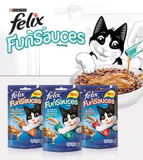 Felix Funsauces Rabatt Coupon 0,50 € jeweils !