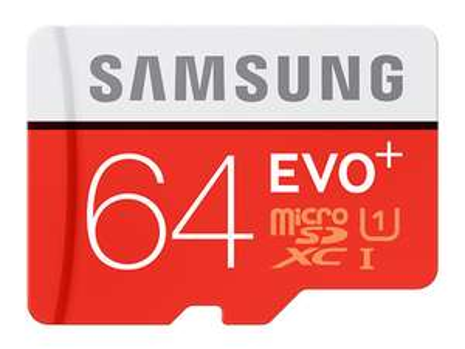 [Gravis] Samsung micro SD EVO Plus 64 GB inkl. SD-Adapter für € 11,99 + €4,99 Versandkosten