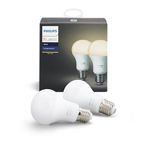 Philips Hue White E27 6 Stück (3 x 2er Pack) für ca 50 Euro und weitere Kombinationen möglich