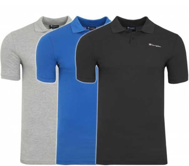 Champion Benz Polo Herren Poloshirt für 7,99€