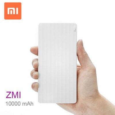 Original Xiaomi ZMI 10000mAh Powerbank für 15,30€ oder Original Xiaomi 10000mAh Power Bank 2 für 11,05€(Gearbest)