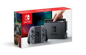 Nintendo Switch - Grey oder Neon Red/Blue reduced to £269.99 (310€)
