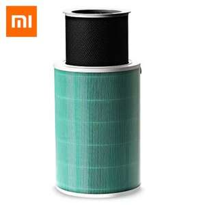 Xiaomi Air Purifier 2 - Ersatzfilter Blau / Grün