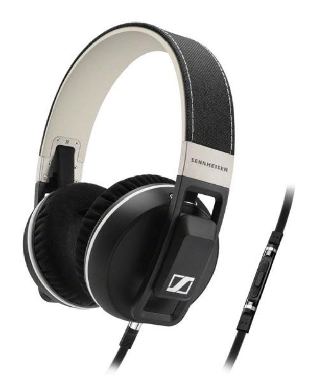 Sennheiser Urbanite XL Over-Ear Kopfhörer, denim dunkelblau