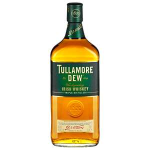 [Rewe] Tullamore Dew Irish Whiskey 0,7l