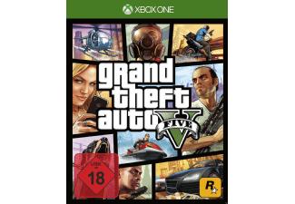 Grand Theft Auto 5 (GTA 5) Xbox One für 24,99€ bei Versandkostenfrei [Saturn]