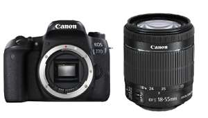 Canon EOS 77D + Canon EF-S 18-55mm f3.5-5.6 IS STM [Ebay]