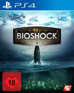 BioShock: The Collection (PS4) für 20€ versandkostenfrei (Media Markt)