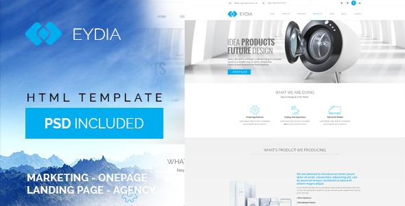 befristet kostenlos: HTML5 Responsive Multi-Purpose Template